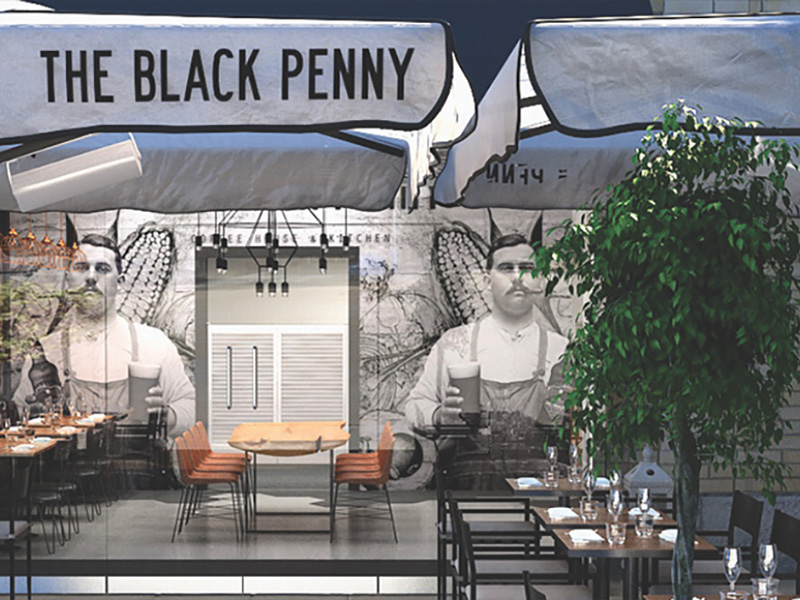 The Black Penny - Sloane Square, Chelsea SW3 branch